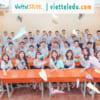Khuyến khích học sinh học trực tuyến trên ViettelStudy