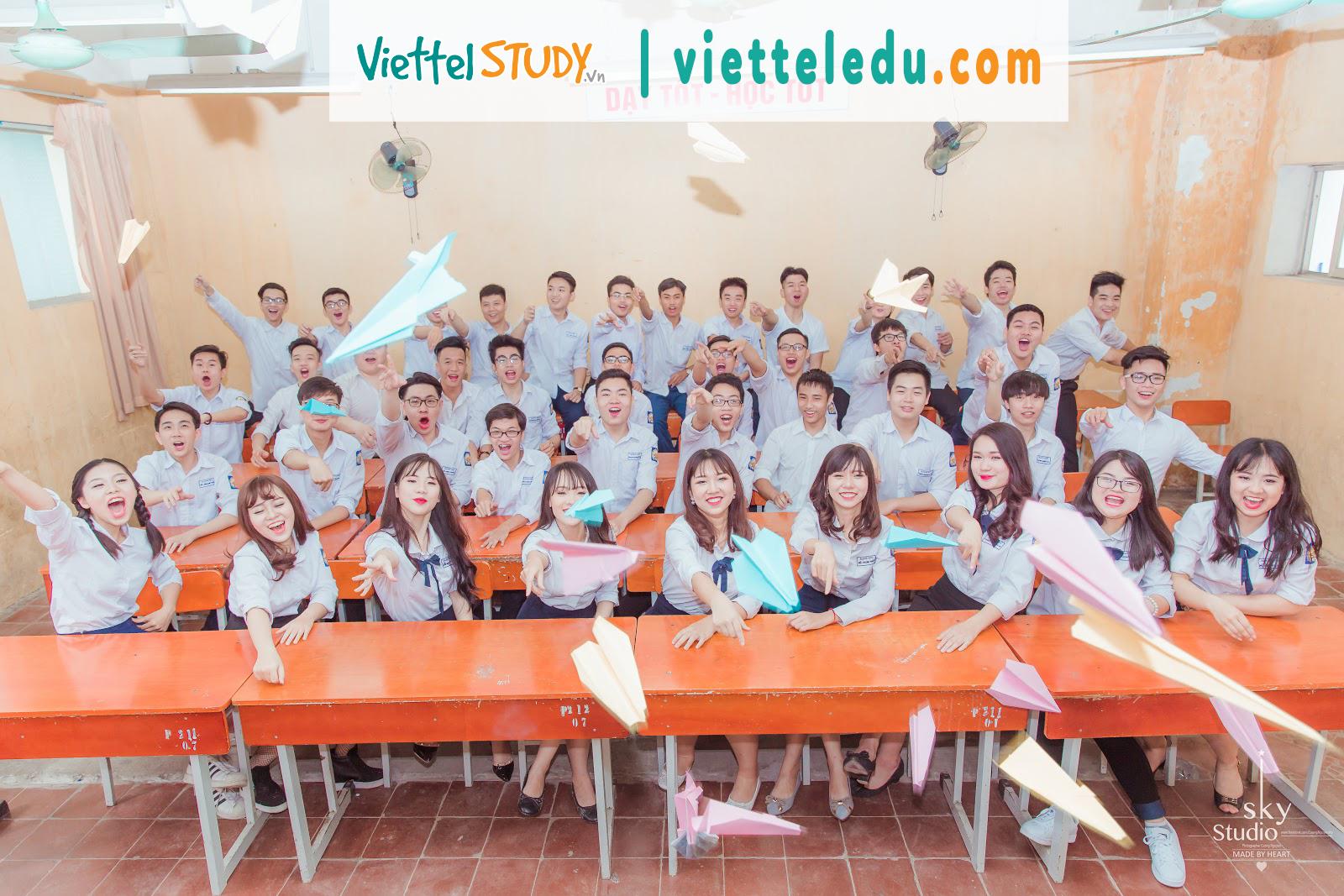 Giải pháp Giáo dục Viettel