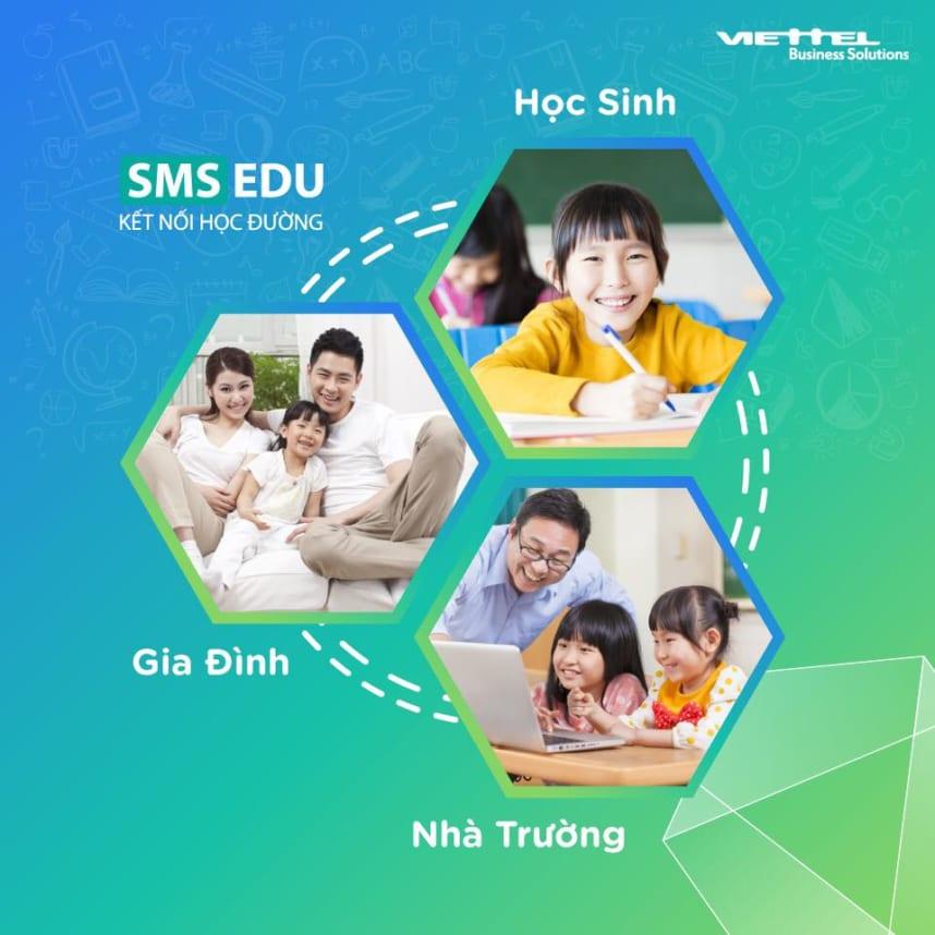 tin nhan hoc duong sms edu