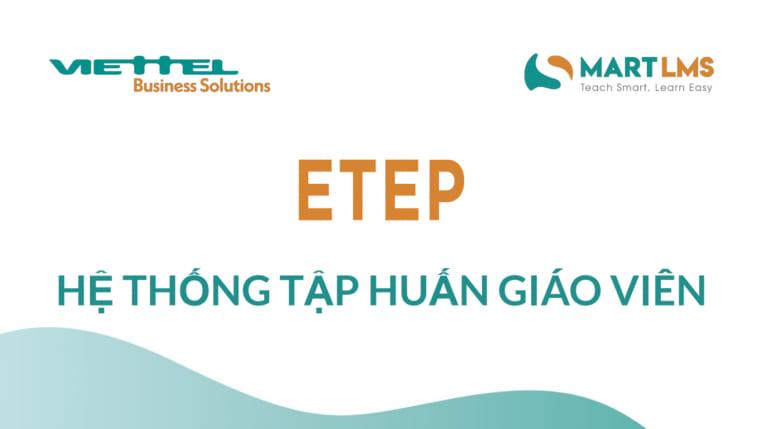 tập huấn giáo viên ETEP